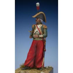 Chef de musique St Domingue 1802