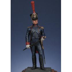 Officier d'artillerie 1809