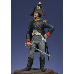 Officier de voltigeurs 1806