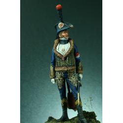Colonel aide de camp de général en chef de l'armée d'italie 1801