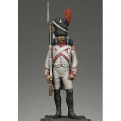 Sergent des grenadiers hollandais de garde