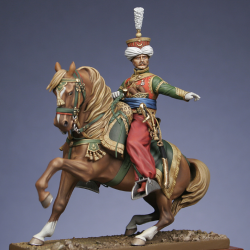 Officier de Mameluks 1809