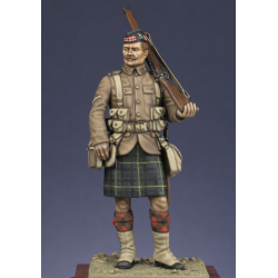 fantassin écossais - Gordon highlanders 1914