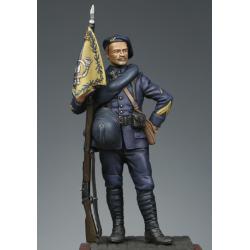Chasseur alpin français 1915 caporal