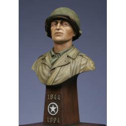 Ranger US 2ème bataillon, pointe du hoc 1944