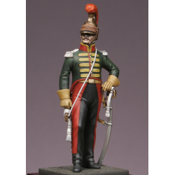 Trompette du 6e rgt. de chevau-légers-lanciers 1814